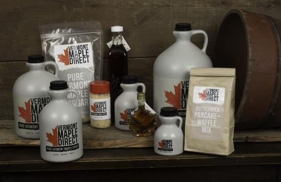9cd5985e6ba Vermont Organic Maple Syrup
